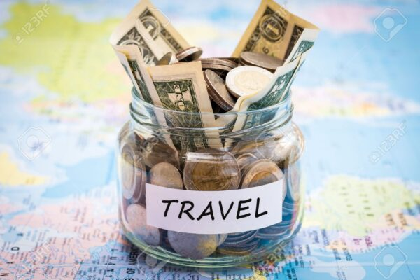 How to save for your travel plans.