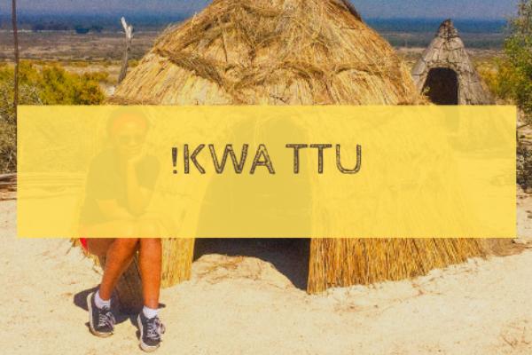 !kwa ttu: A day in San culture.