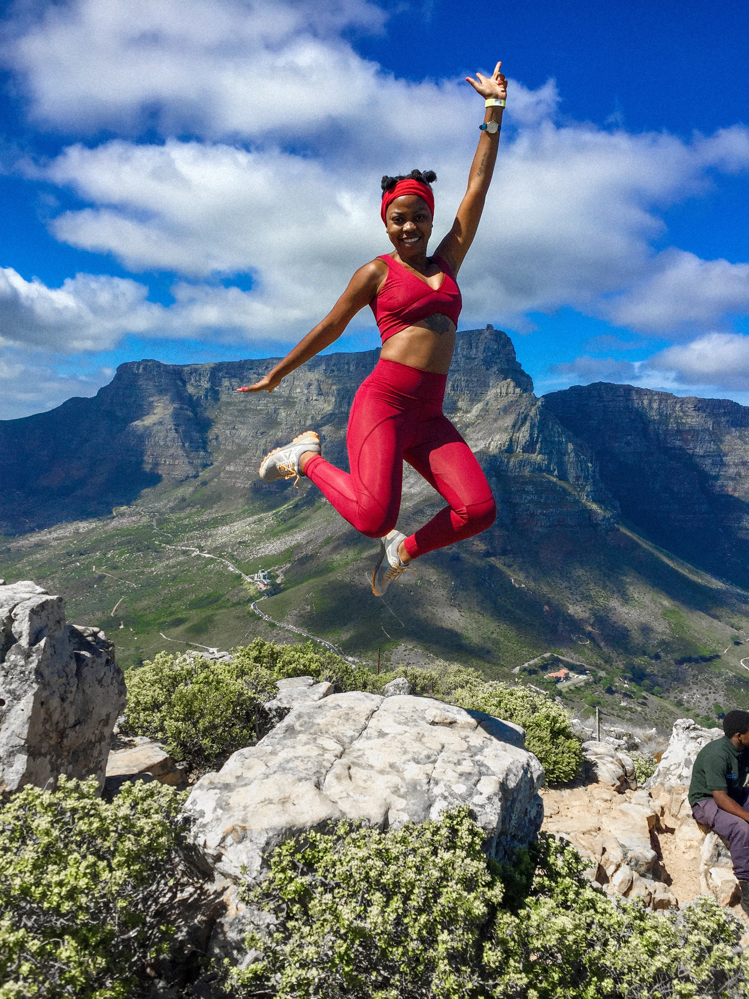 You are currently viewing Hiking up Lion's Head, Cape Town