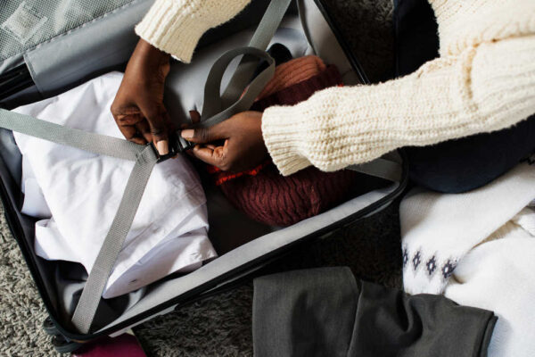 Packing for Winter in Europe
