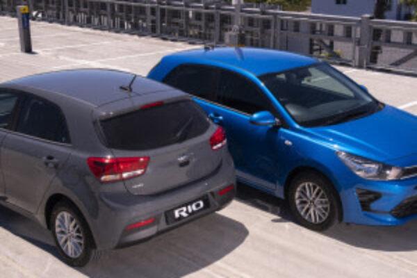 Kia Closes 2020 with a Rio Facelift